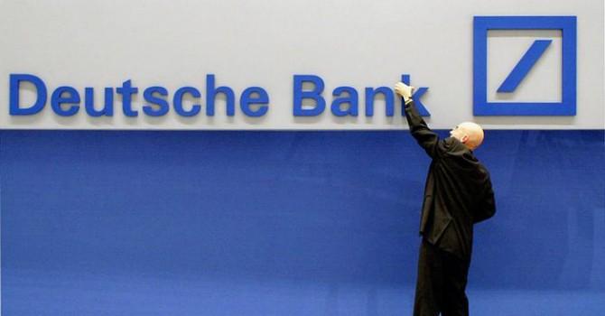 Deutsche Bank nộp phạt 7,2 tỷ USD vì khủng hoảng tài chính năm 2008