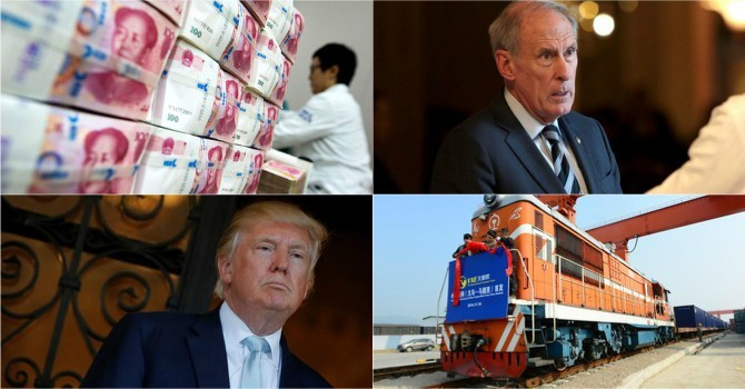 Thế giới 24h: Ông Trump bãi nhiệm hết đại sứ, chọn giám đốc tình báo là người bị Nga trừng phạt