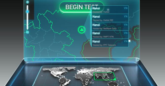 Khảo sát: Mạng Internet của bạn nhanh tới đâu?