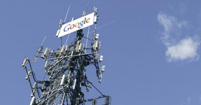 Mạng di động Google chính thức phát sóng