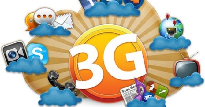 """Khảo sát cước 3G: Hai số liệu gây """"sốc"""""""