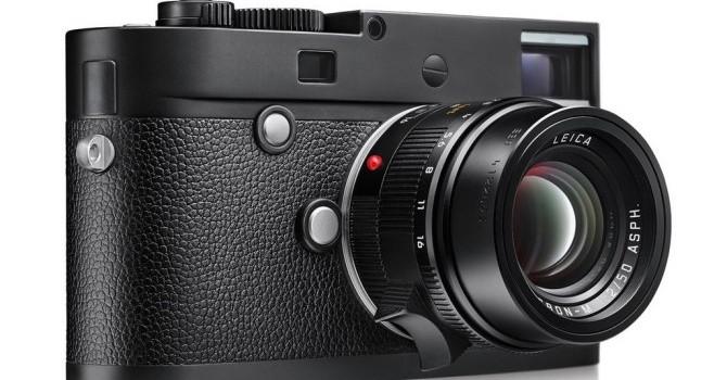 Leica ra mắt máy ảnh 7.450 USD, chỉ chụp được đen trắng