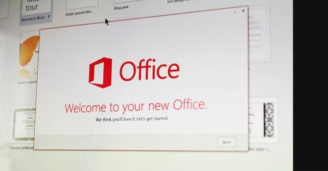 Bắt chước Google Doc, Microsoft Office 2016 sẽ hỗ trợ làm việc theo nhóm