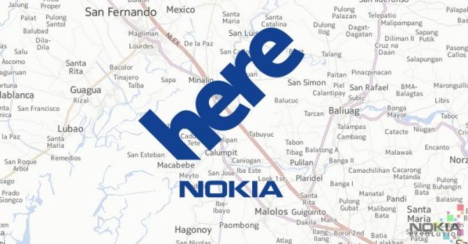"""Rộ tin đồn nhiều """"đại gia"""" công nghệ muốn mua bản đồ của Nokia"""