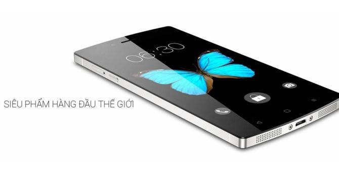 Hình ảnh chính thức của BPhone xuất hiện trên mạng trước giờ G