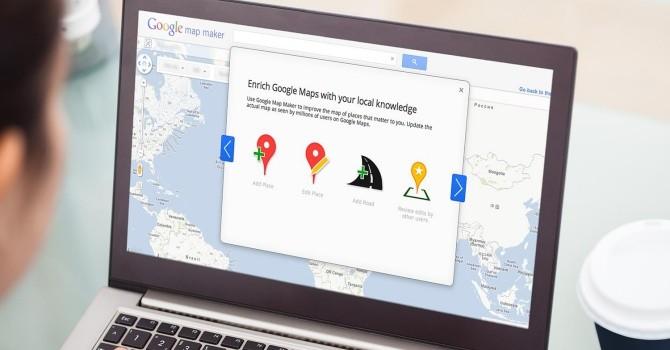Google sắp cho sửa bản đồ nhưng cập nhật địa chỉ doanh nghiệp sẽ lâu hơn