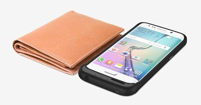 Ốp điện thoại sẽ giúp Galaxy S6 có khe cắm thẻ nhớ