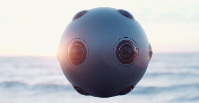 """Sản xuất Camera thực tế ảo, liệu Nokia có """"khá"""" hơn?"""