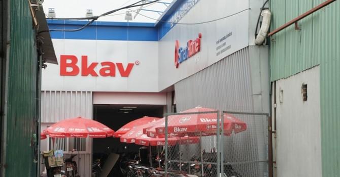 [Ảnh] Bên trong nhà máy sản xuất Bphone của BKAV