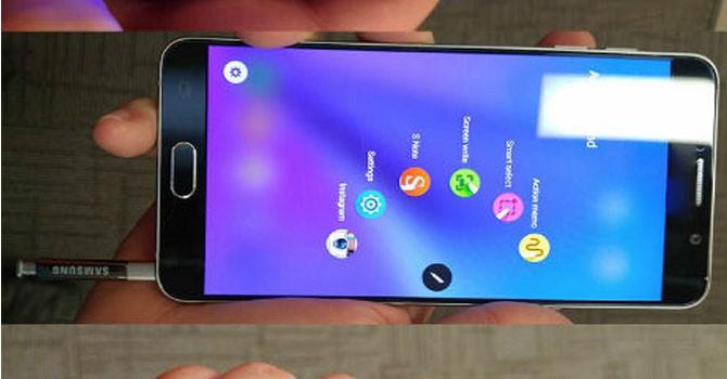 Bắt chước Iphone, Galaxy Note 5 sẽ không hỗ trợ thẻ nhớ?