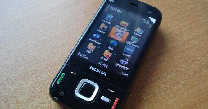 Nokia mới là nhà sản xuất đầu tiên dùng màn hình Amoled