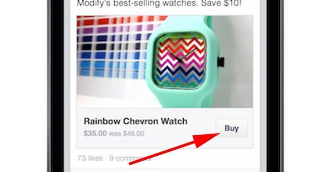 Thêm nút mua hàng, Facebook có làm thương mại điện tử được không?