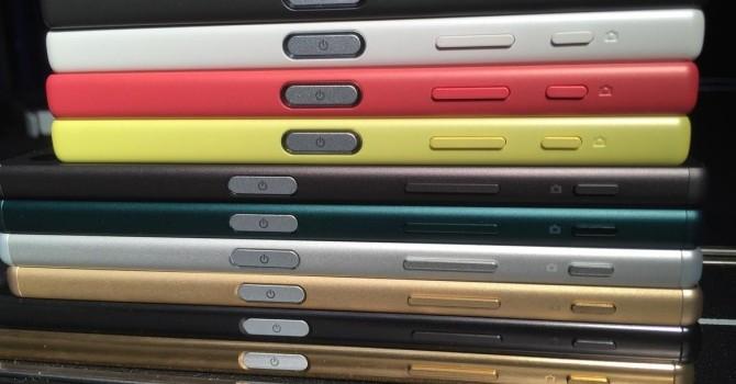 """Những smartphone """"đình đám"""" nhất tại triển lãm IFA 2015"""