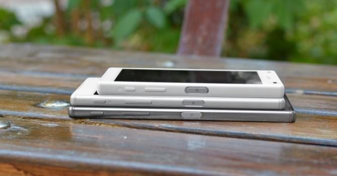 Sony giới thiệu 3 phiên bản Xperia Z5 tại IFA 2015
