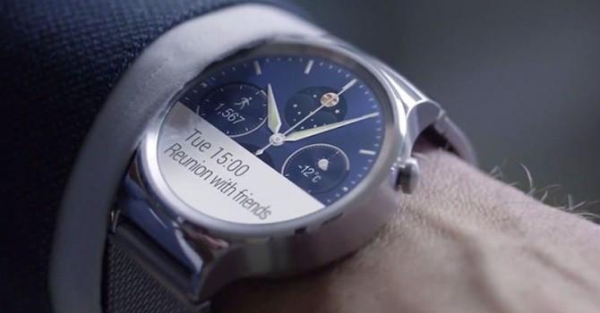 Huawei ra mắt đồng hồ thông minh độ phân giải cao nhất