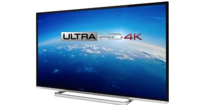 VTV sẽ phát truyền hình 4K từ năm 2017