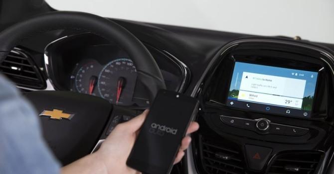 Một số mẫu xe 2016 của Chevrolet sẽ được cập nhật Android