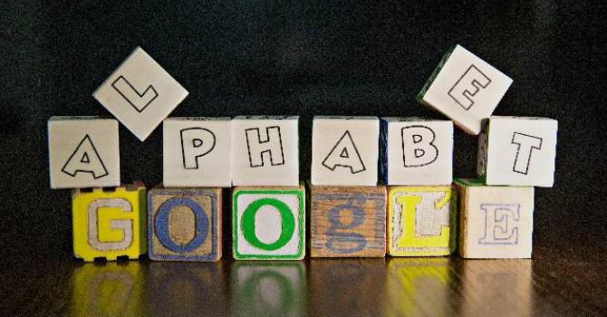 Google lập ra công ty mới để chuyển thành Alphabet
