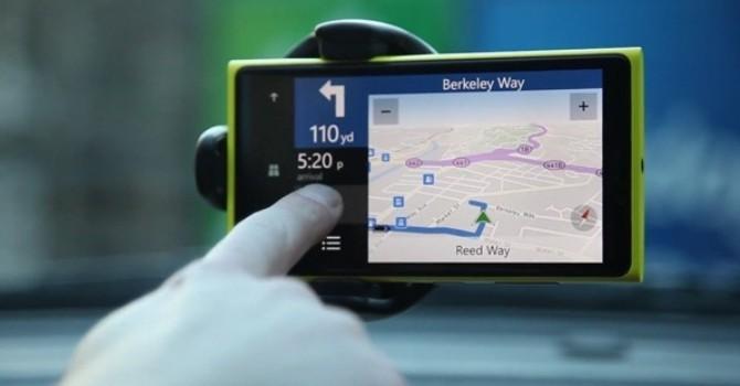 Bản đồ của Nokia là tốt nhất cho cả Android và iOS