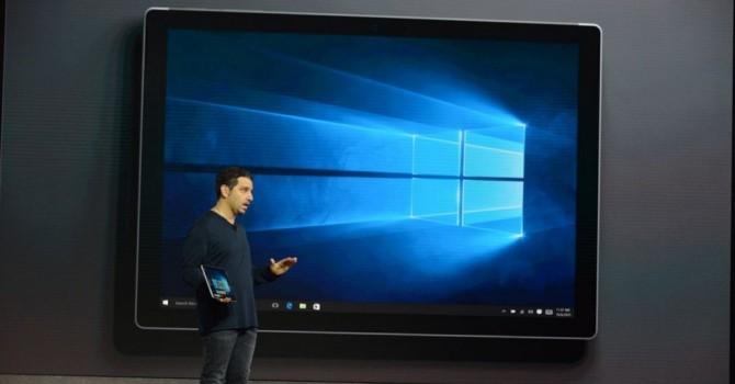 Microsoft giới thiệu 1 loạt phần cứng mới trong sự kiện của mình