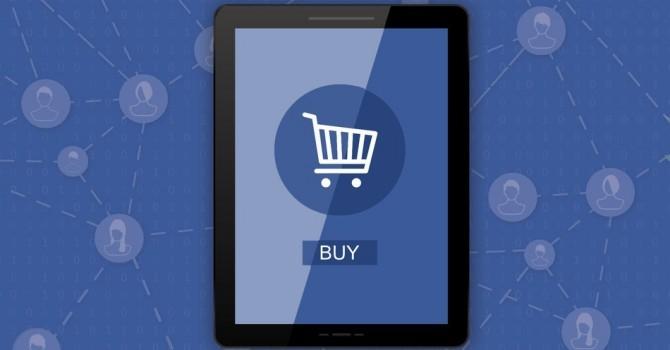 """Facebook thử nghiệm tính năng mới, biến mạng xã hội thành """"đại siêu thị"""""""