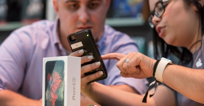 Doanh số quý III của Apple tăng nhanh hơn phát triển thị trường