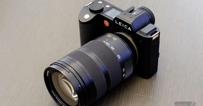 [Ảnh] Thử nghiệm máy ảnh fullframe giá gần 170 triệu của Leica
