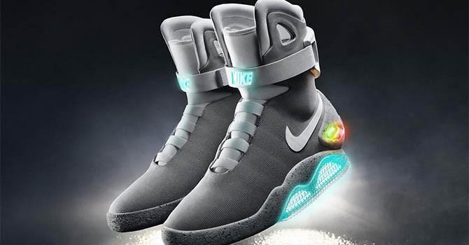 [Video] Giày tự buộc của Nike sẽ ra mắt trong năm 2016