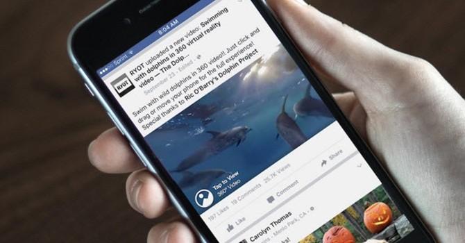 Facebook bổ sung thêm 1 loạt tính năng mới cho người dùng