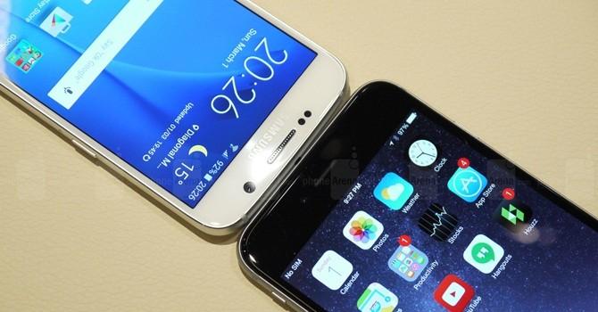 iOS và Android: Ai là người đi trước?