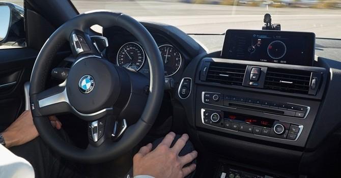 BMW chưa vào cuộc đua phát triển xe tự lái