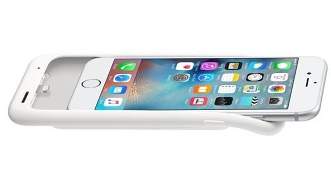 Apple ra mắt vỏ bảo vệ kéo dài thời lượng pin cho iPhone