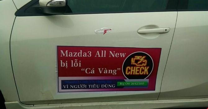 """Công nghệ 24h: VinaMazda thừa nhận lỗi """"cá vàng"""" trên Mazda 3"""