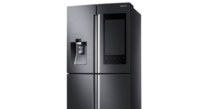 """Chiêm ngưỡng chiếc tủ lạnh Samsung """"xịn"""" nhất có giá 5.000 USD"""