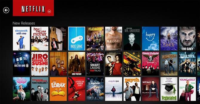 [Ứng dụng cuối tuần] Làm thế nào để trải nghiệm Netflix tốt nhất có thể?