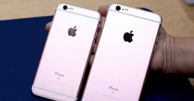 Công nghệ 24h: Đầu năm iPhone 6S và 6S Plus chính hãng giảm giá mạnh