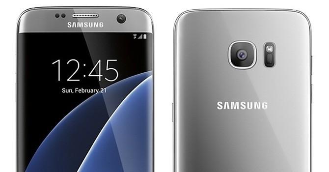 Galaxy S7 và S7 edge chính thức xuất hiện