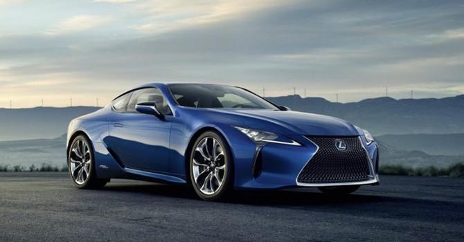 Công nghệ 24h: Lexus sẽ ra mắt mẫu xe mới tại Geneva Motor Show 2016