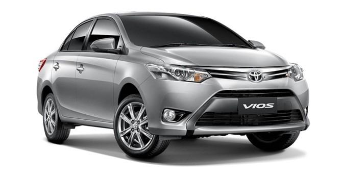 Toyota Vios 2016 được bán tại Thái Lan với giá khởi điểm chưa đến 400 triệu đồng