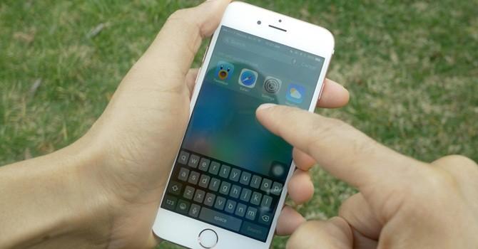 Tận dụng lỗi của iOS để giúp iPhone chạy nhanh hơn