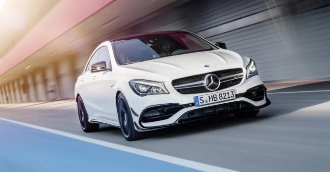 Mercedes tiếp tục chạy đua về công nghệ với mẫu CLA mới