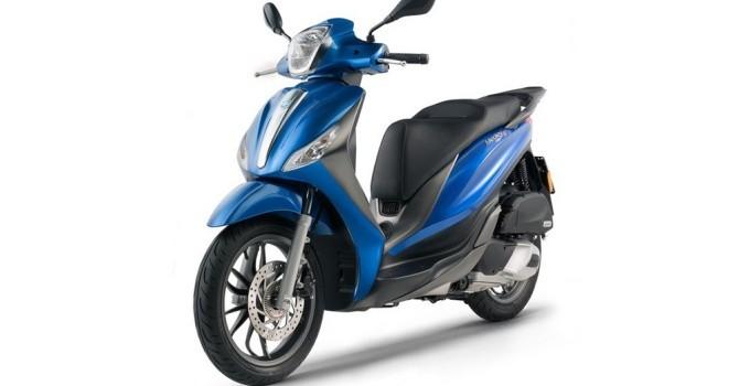 Công nghệ 24h: Honda SH có đổi thủ mới từ Piaggio