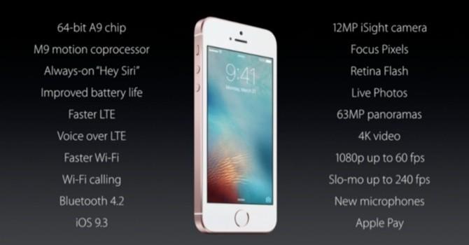 """Apple ra mắt iPhone mới với kích thước """"vừa tay"""" hơn và giá rẻ hơn"""