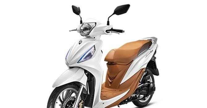 Công nghệ 24h: Honda Vision có đối thủ mới từ SYM