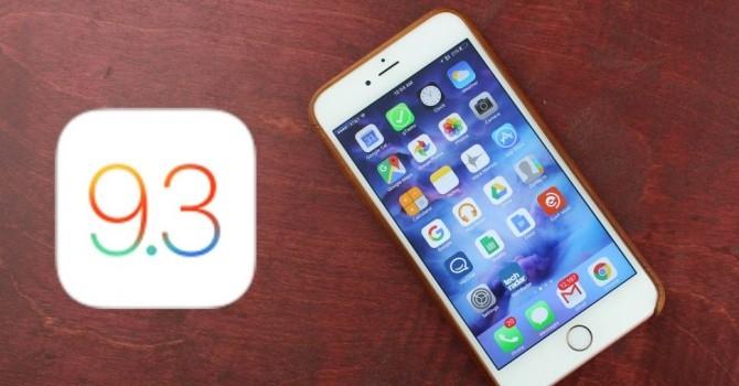 iOS mới nhất cuối cùng cũng có chức năng của Android