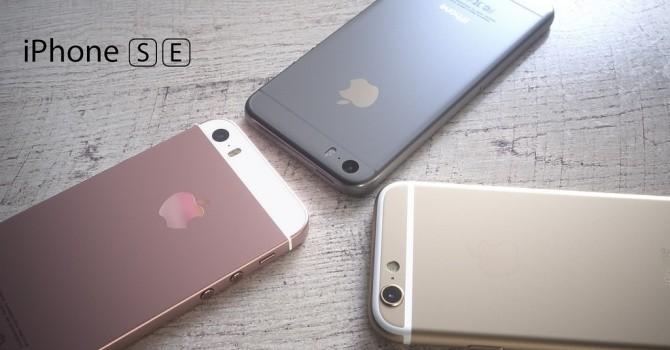 Apple trang bị khả năng chịu nước cho iPhone SE