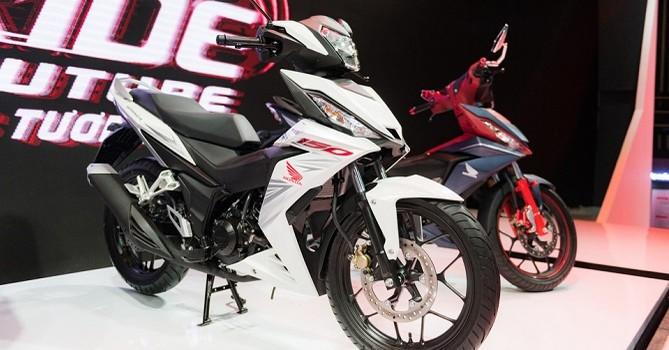Công nghệ 24h: Honda trình làng mẫu xe côn tay 150 phân khối cạnh tranh với Exciter