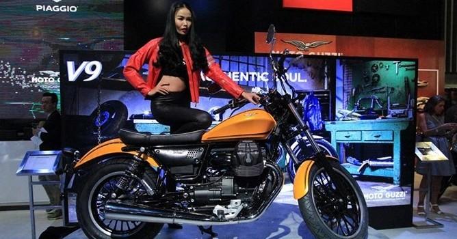 Công nghệ 24h: Piaggio sắp bán mô tô phân khối lớn tại Việt Nam