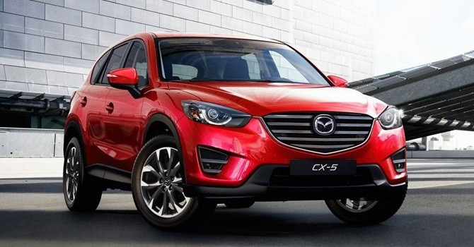 Công nghệ 24h: Mazda CX-5 với đối thủ mới từ Honda