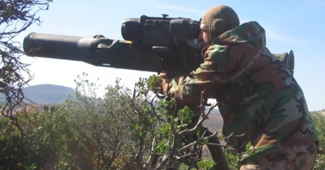 """Mỹ """"viện trợ"""" vũ khí gì cho phe đối lập tại Syria"""